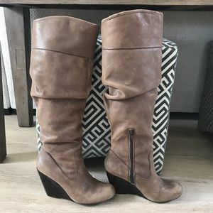 Jessica Simpson Pasha Knee High Boot